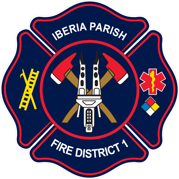 Iberia Parish Fire District #1